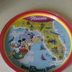 Florida tray